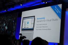 xamarin tools will be free for visual studio customers runtime to