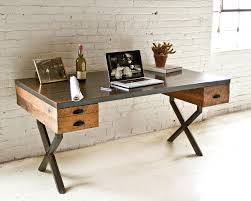 Rustic Wooden Desk Gorgeous 25 Reclaimed Wood Office Furniture Inspiration Design Of