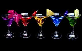 alcoholic drinks wallpaper cocktail with alcohol in different colors hd wallpaper