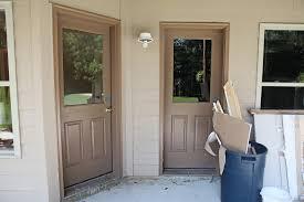 Exterior Back Doors The Doors Bower Power