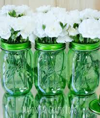 Ball Jar Centerpieces by Green Mason Jar Giveaway Green Mason Jars