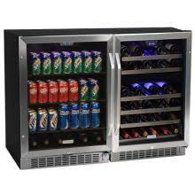 Under Cabinet Wine Fridge by Built In Undercounter Wine Refrigerators Edgestar Com