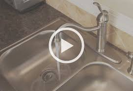 How To Change A Faucet In The Bathroom How To Install A Single Handle Kitchen Faucet At The Home Depot