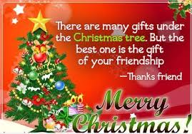 essence38154 imej your friendship is a best krismas present kertas