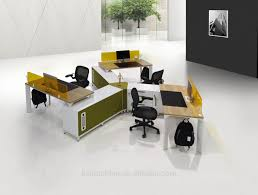 Workstation Table Design Gree Latest Customized Oem Green Material Good Price Products Open