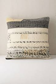Loloi Pillows Dhurrie Style Pillow Woven Loop Pillow Pillows Spaces And Living Rooms