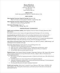 family nurse practitioner student resume sles nurse practitioner resume template 71 images nurse