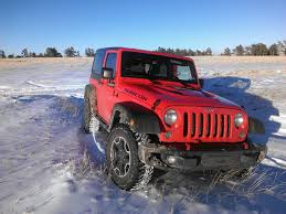 jeep wrangler snow jeep wrangler rubicon hard rock is old with a better stereo