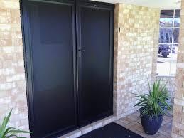 glass security doors security screens u0026 security doors perth