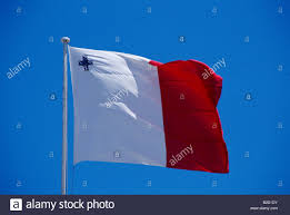 Matla Flag Maltese Flags Stockfotos U0026 Maltese Flags Bilder Alamy