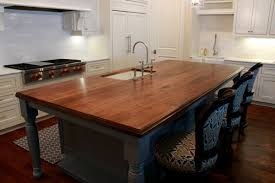 wooden kitchen island top traditional kitchen atlanta by j