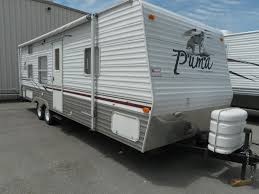 2005 palomino puma 27fq travel trailer owatonna mn noble rv