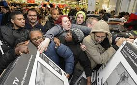 is the niagara falls outlet a target for terrorist on black friday black friday and the united stupids in america usa impressions