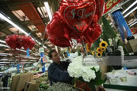 new covent garden flower market gears up for valentines day photos