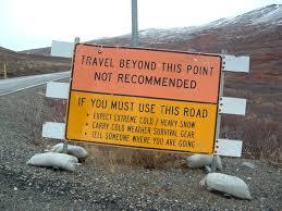 Alaska travel wiki images File nome alaska road sign jpg wikimedia commons jpg