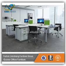 Office Furniture Computer Table 4 Seater Office Desk 4 Seater Office Desk Suppliers And