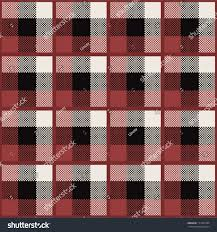 seamless pattern traditional scottish ornament stock vector