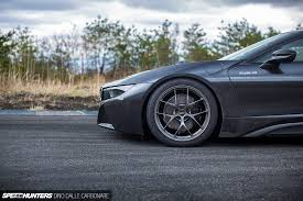 modified bmw i8 hammering studie ag u0027s bmw i8 around ebisu speedhunters