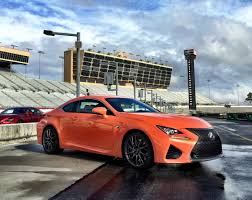 lexus rc f in orange 2015 lexus rc f track video running of the bulls automotive rhythms