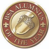 alumni pin alumni award recipients scouting alumni and friends