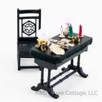 halloween miniature cottage dollhouse miniatures in nashville
