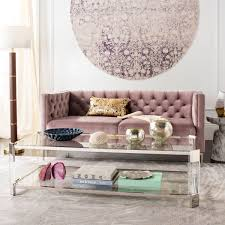 Pink Coffee Table Coffee Tables Classic U0026 Artistic Designs Safavieh Home