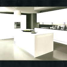 plan de travail cuisine blanc brillant plan de travail cuisine blanc cuisine blanc brillant et plan de