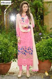 fancy cheap price embroidery salwar suit girls dresses online