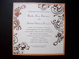 formal wedding programs formal wedding invitations lake side corrals