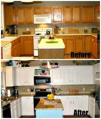 kitchen kitchen cabinet makeover brandisawyer after budget
