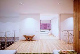 home interior accents wood floors and accents in modern home interior design ideas