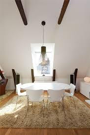 stylish stockholm loft with classic scandinavian interior design