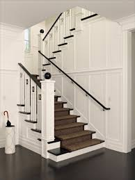 Sisal Stair Runner by Making Stairs Safe