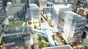 Map Of Cleveland Clinic The 6 5 Billion 20 Year Plan To Transform An American City The