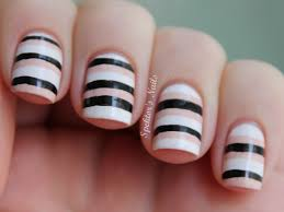cute black and white nail designs images nail art designs