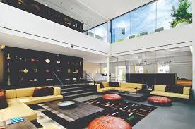 livingroom soho minimalist soho penthouse padstyle interior design modern