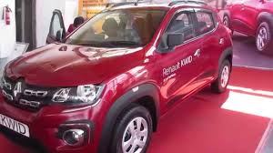 renault kwid red colour renault kwid latest review with accessories youtube
