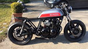 custom cb 750 bol d u0027or test run youtube