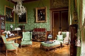 chateau design inspired rococo interior design style
