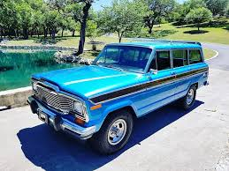 1970 jeep wagoneer interior 1978 jeep wagoneer u2013 401cid v8 auto second daily classics