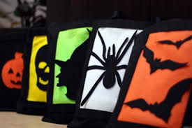 Halloween Treat Bag Craft Cute Trick Or Treating Bags For Every Style And Budget Photos