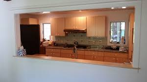kitchen pass through design kitchen pass through home design ideas and pictures