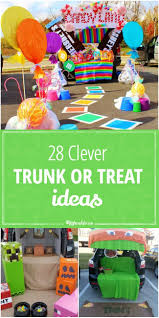 27 clever trunk or treat ideas tip junkie
