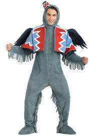 monkey halloween costume flying monkey costume wizard of oz fancy dress escapade uk