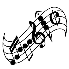 music notes tattoo design