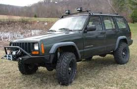 mud jeep cherokee rocky mountain suspension products