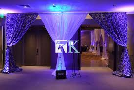 wedding backdrop lighting kit diy pipe and drape wedding backdrop kits from rk pipe and drape