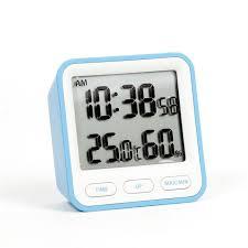 thermomètre chambre bébé horloge thermomètre hygromètre nature découvertes