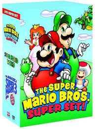 saturday night cartoons u2013 super mario bros super show