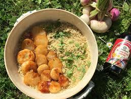 comment cuisiner les navets nouveaux navets caramélisés et quinoa biba
